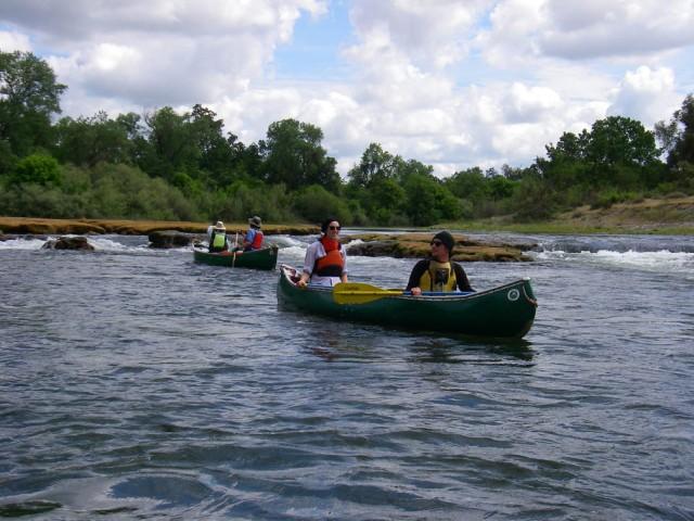 San Juan canoes LR 9319